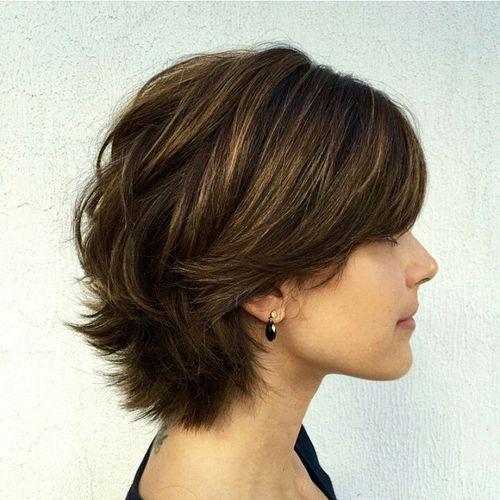 Mens Haircuts Short Thick Hair Women Medium Haircut