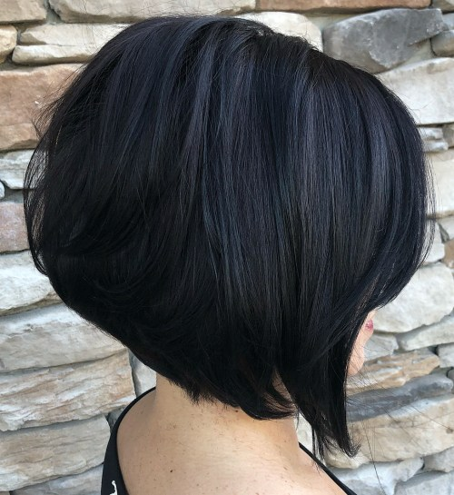 Inverted Black Bob