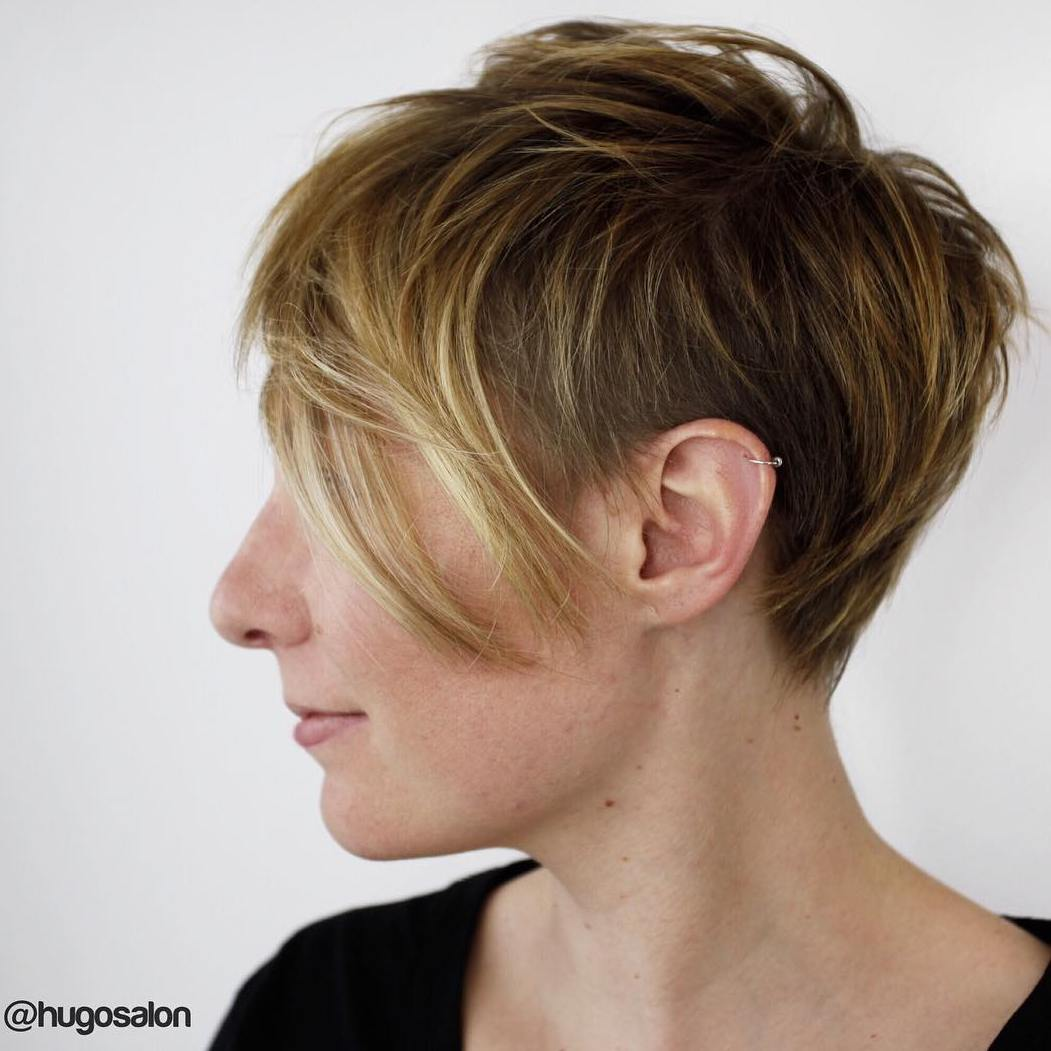 Amazing Shag Haircuts Fine Hair And Your Most Gorgeous Looks Short Hairstyles For Black Women Fulllsitofus