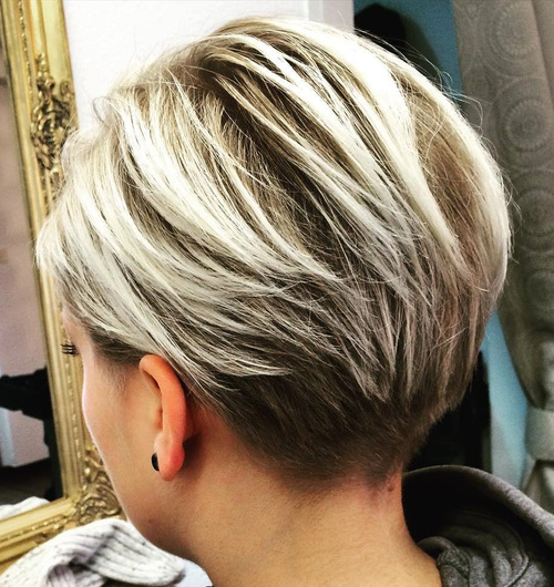 Tremendous 60 Classy Short Haircuts And Hairstyles For Thick Hair Short Hairstyles Gunalazisus