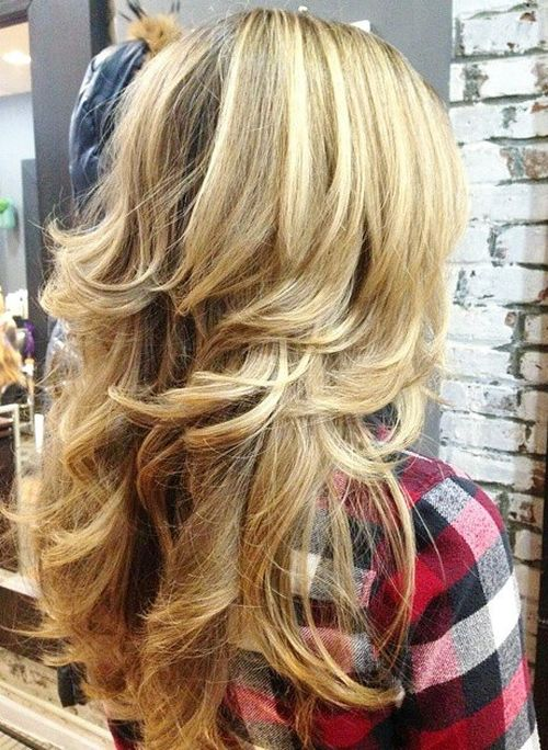 New Fashion Hair Style Best 25 Lovely Long Shag Haircuts For Effortless Stylish Looks New Hairstyles
