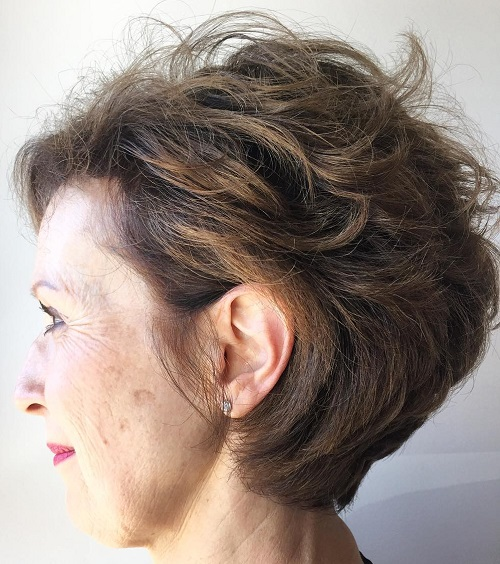 Marvelous 80 Classy And Simple Short Hairstyles For Women Over 50 Short Hairstyles Gunalazisus
