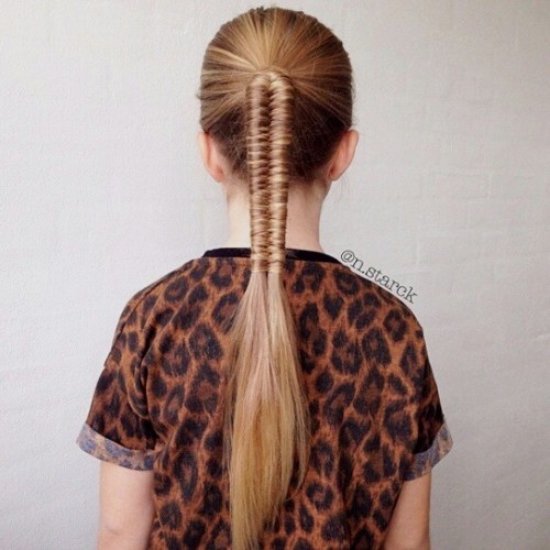 10 Cute and Cool Hairstyles for Teenage Girls