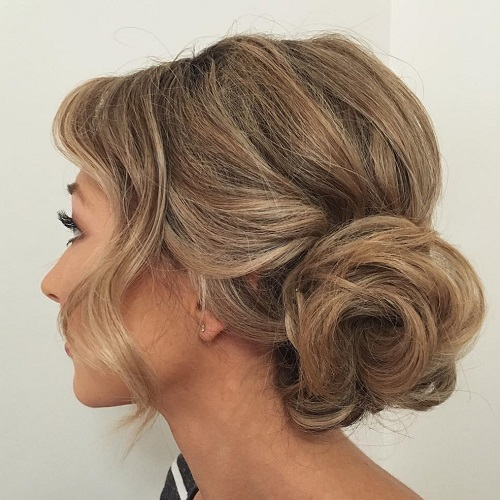 Image Result For Fresh Updos For Medium Length Hair Popular Haircuts