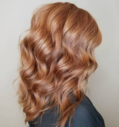 60 Trendiest Strawberry Blonde Hair Ideas For 2019