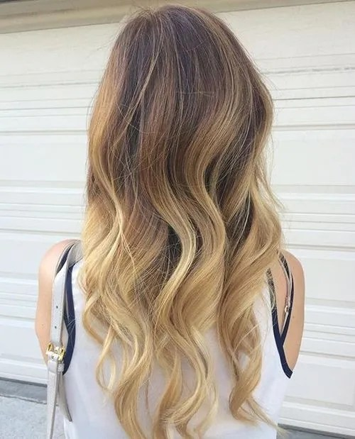 15 Balayage Hair Color Ideas With Blonde Highlights: 40 Blonde Hair Color Ideas With Balayage Highlights