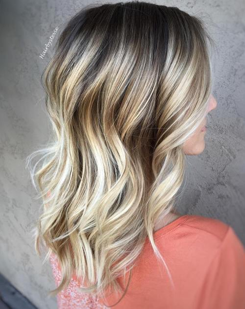 50 variants of blonde hair color best highlights for blonde hair dark brown hair with silver blonde highlights pmusecretfo Image collections