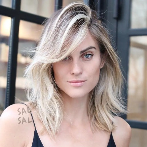 side bangs styles for hair 40 side swept bangs to sweep you your 4069