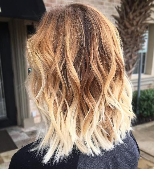 60 trendiest strawberry blonde hair ideas for 2018 - Ombre braun blond ...