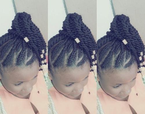Stupendous Braids For Kids 40 Splendid Braid Styles For Girls Short Hairstyles For Black Women Fulllsitofus