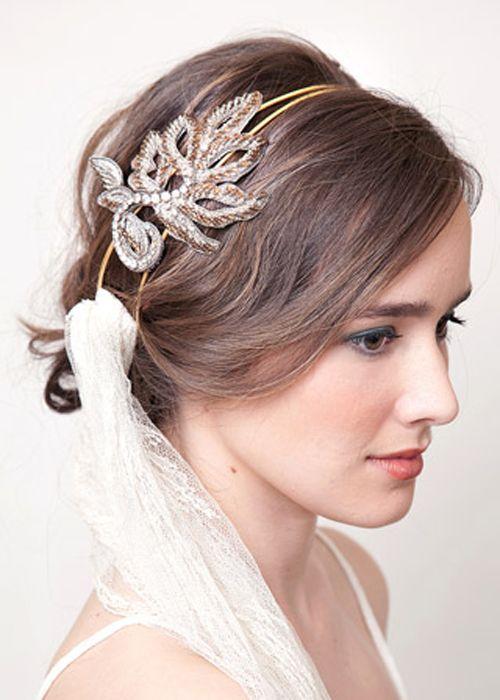 Pleasing 15 Sweet And Cute Wedding Hairstyles For Medium Hair Short Hairstyles Gunalazisus