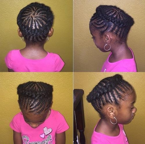 Awe Inspiring Braids For Kids 40 Splendid Braid Styles For Girls Hairstyles For Men Maxibearus