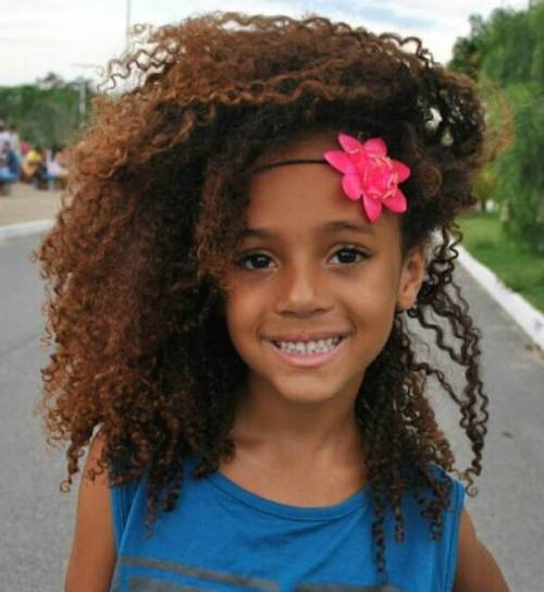 Pleasant Black Girls Hairstyles And Haircuts 40 Cool Ideas For Black Coils Hairstyles For Women Draintrainus