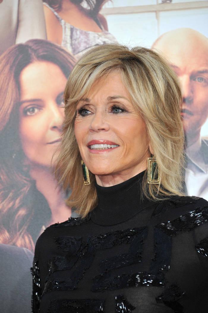 Attractive women over 60