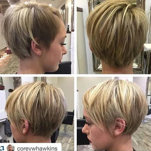 50 short hairstyles and haircuts for girls of all ages. Black Bedroom Furniture Sets. Home Design Ideas