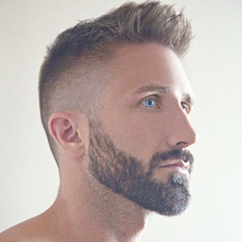 Peachy 100 Cool Short Hairstyles And Haircuts For Boys And Men In 2017 Hairstyles For Men Maxibearus