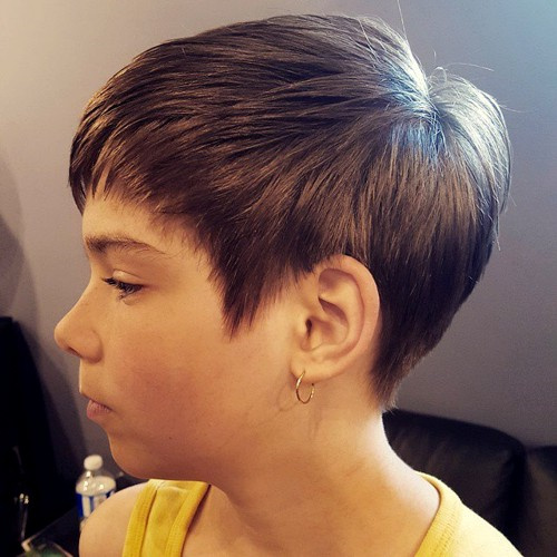 50 Short Hairstyles And Haircuts For Girls Of All Ages