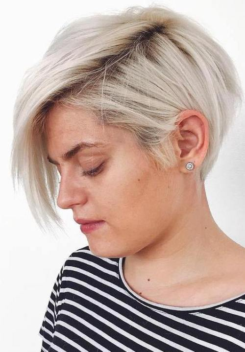 Enjoyable 50 Trendiest Short Blonde Hairstyles And Haircuts Hairstyles For Women Draintrainus
