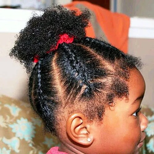 Awe Inspiring Black Girls Hairstyles And Haircuts 40 Cool Ideas For Black Coils Hairstyles For Men Maxibearus