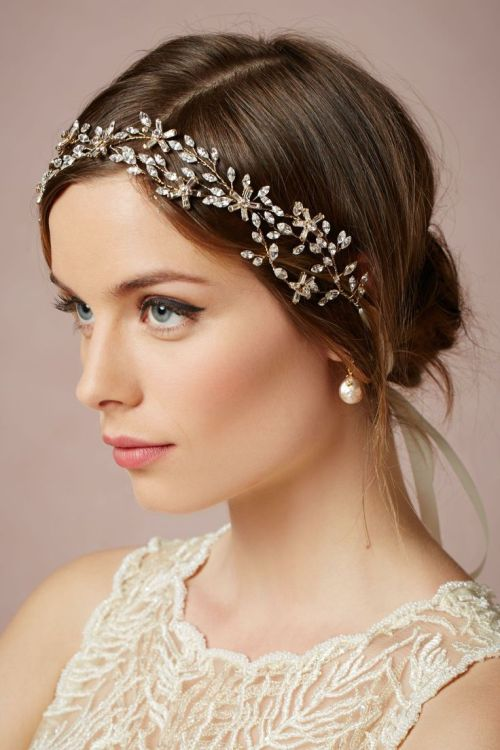 sweet and cute wedding hairstyles
