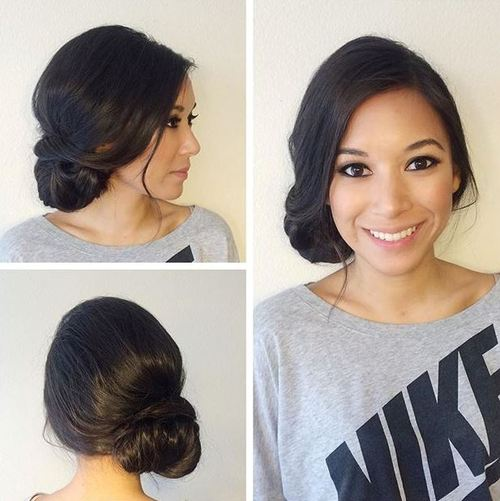 Side Hairstyles For Long Hair Wedding: 40 Irresistible Hairstyles For Brides And Bridesmaids