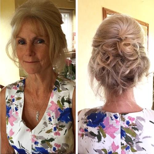 Sensational 40 Ravishing Mother Of The Bride Hairstyles Hairstyles For Men Maxibearus