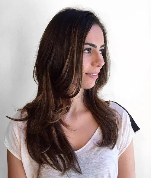 Brilliant 40 Best Long Straight Hairstyles And Haircuts To Bring Out Your Charm Short Hairstyles For Black Women Fulllsitofus