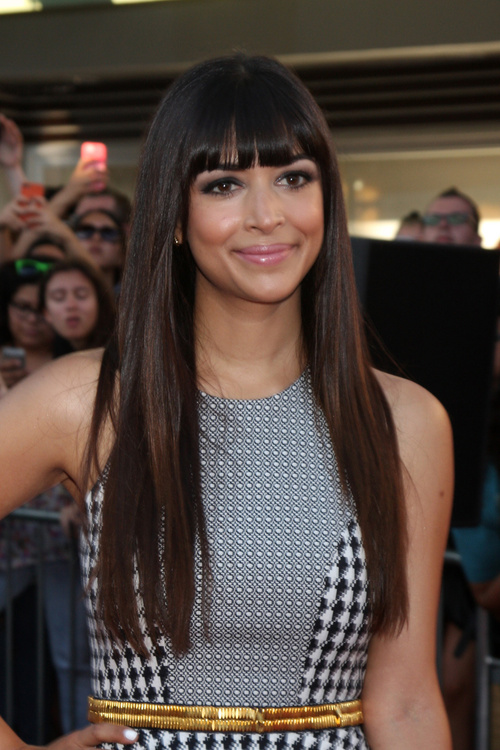 long haircut with bangs for straight hair