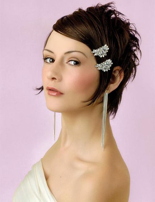 Enjoyable 50 Irresistible Hairstyles For Brides And Bridesmaids Short Hairstyles Gunalazisus
