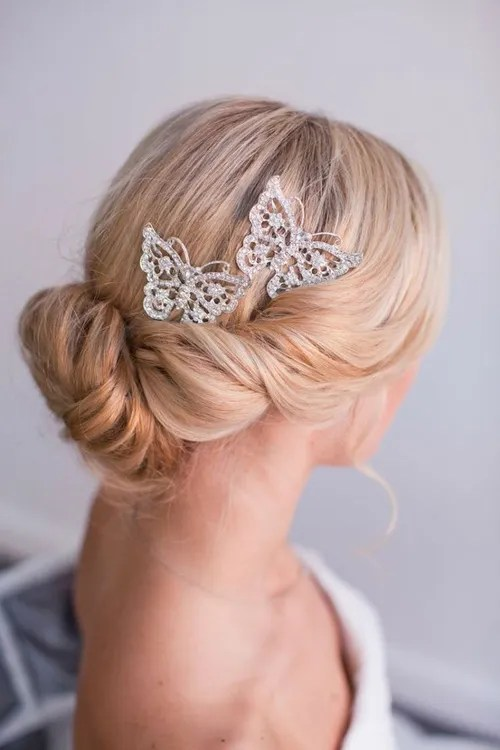 Beach Wedding Hair Styles Mesmerizing 20 Breezy Beach Wedding Hairstyles