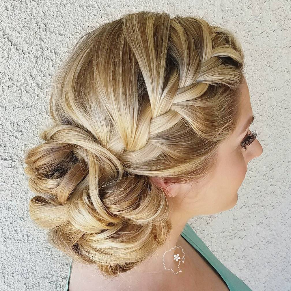 Bridal Braids: 40 Irresistible Hairstyles For Brides And Bridesmaids