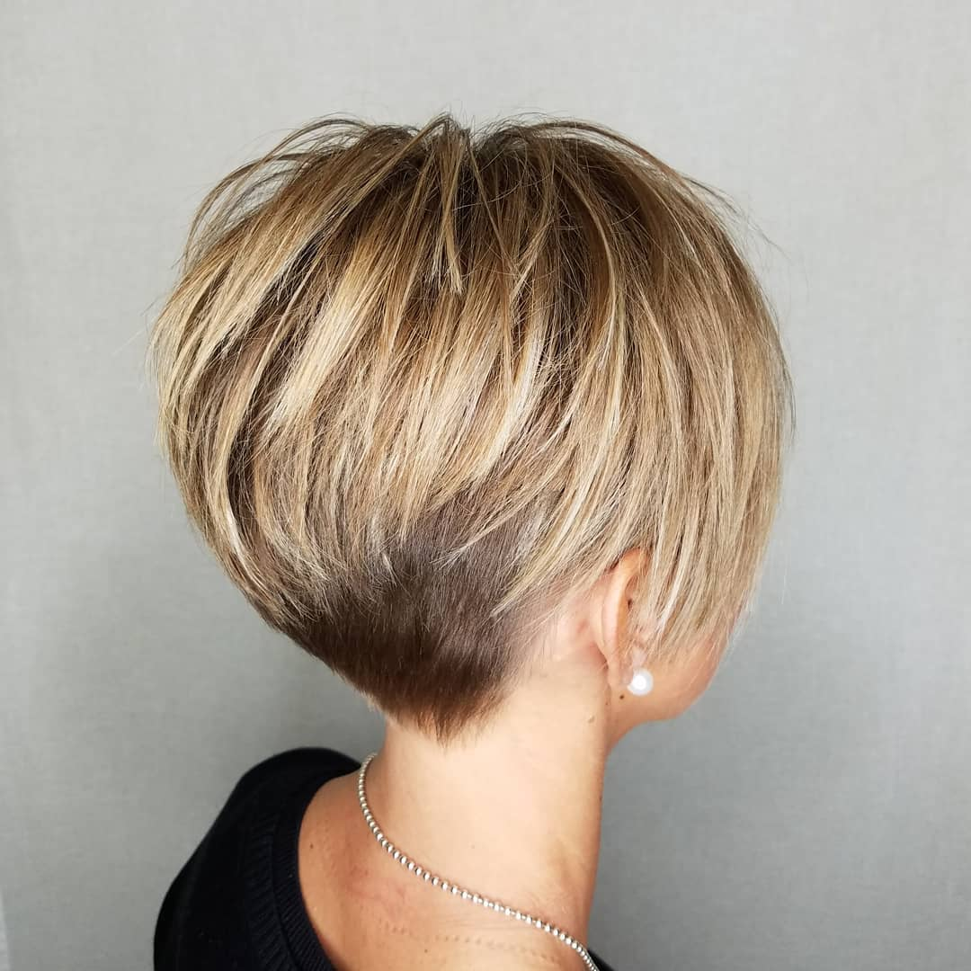 Pixie Haircuts for Thick Hair \u2013 50 Ideas of Ideal Short Haircuts