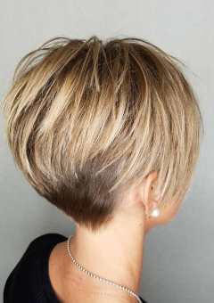 Short Hairstyles And Short Haircuts For 2020 Therighthairstyles