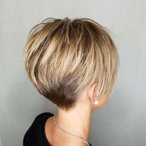 Pixie Haircuts for Thick Hair – 50 Ideas of Ideal Short Haircuts