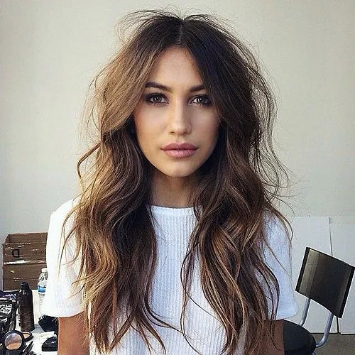 Admirable 40 Long Hairstyles And Haircuts For Fine Hair With An Illusion Of Short Hairstyles Gunalazisus