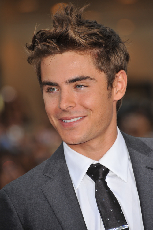 Zac Efron Hairstyles 20 Best Mens Hair Looks