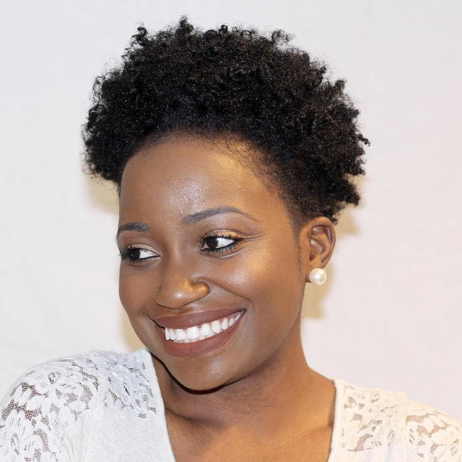 20 Cute Tapered Natural Hairstyles For African Hair