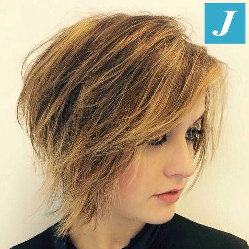 Superb 40 Classy Short Bob Haircuts And Hairstyles With Bangs Hairstyle Inspiration Daily Dogsangcom