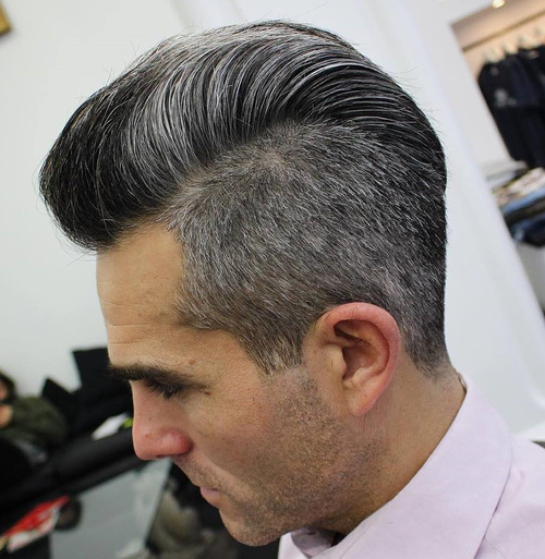 how to cut an undercut men
