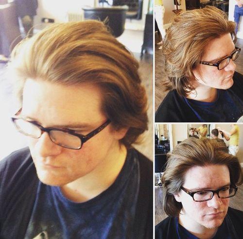 Surprising 40 Must Have Medium Hairstyles For Men Short Hairstyles Gunalazisus