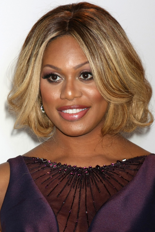 classic bob hairstyle for thick hair