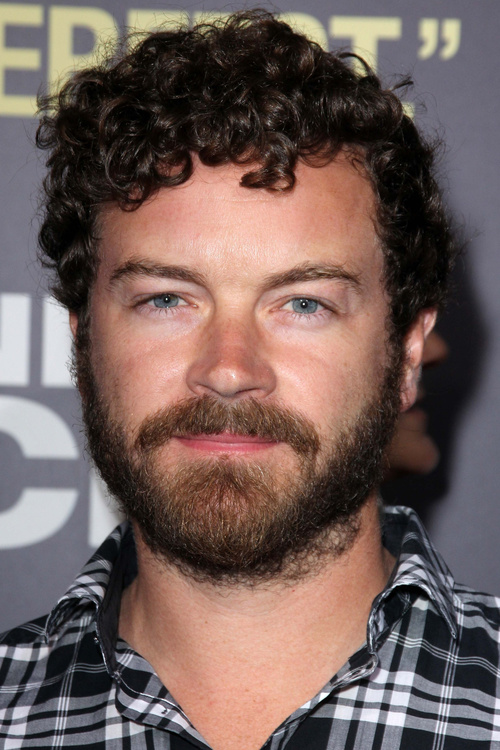 Curly haired men with beards dating