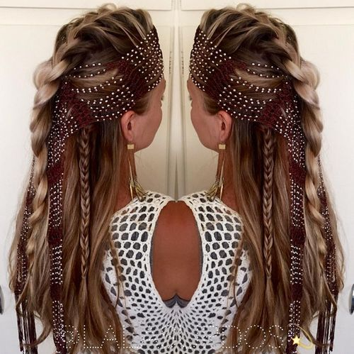 Awesome 45 Fabulous Half Updos New Styling Ideas Short Hairstyles Gunalazisus