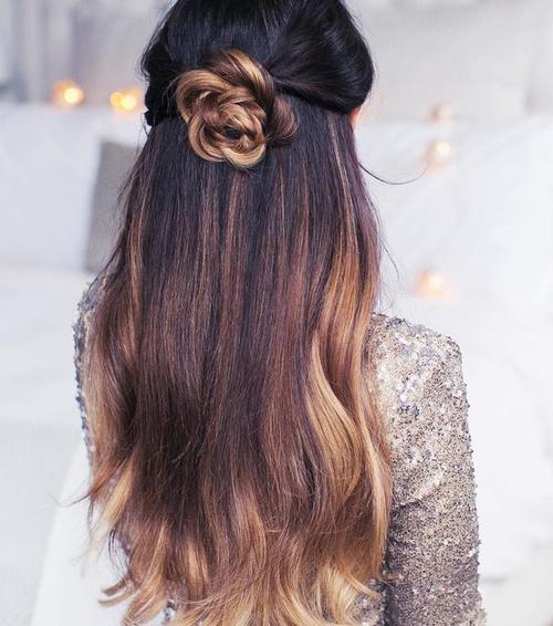 Fine 45 Fabulous Half Updos New Styling Ideas Short Hairstyles For Black Women Fulllsitofus