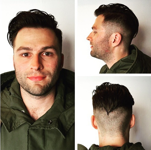 Right! men spunk hairstyles there are