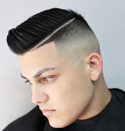 Pleasing 40 Superb Comb Over Hairstyles For Men Hairstyle Inspiration Daily Dogsangcom