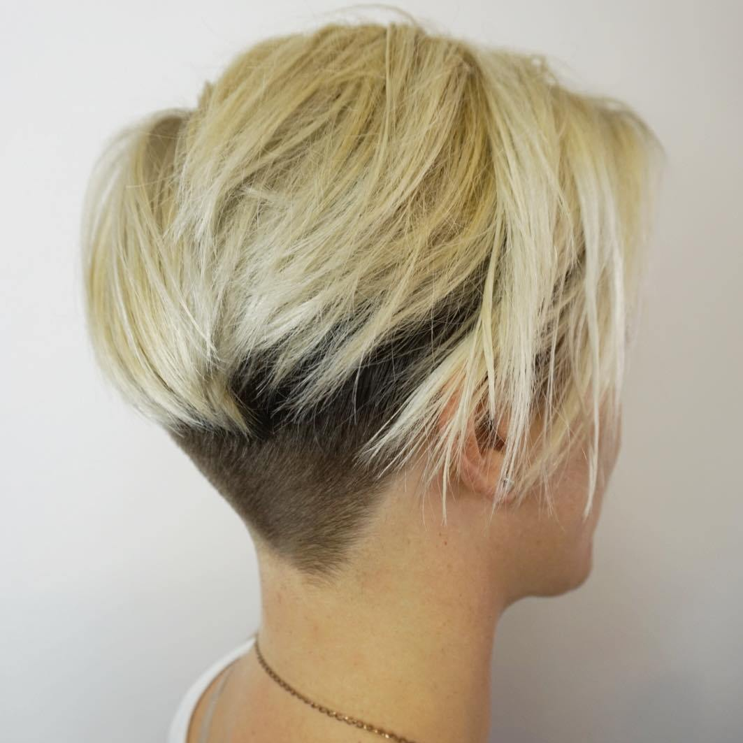 50 Women\u0027s Undercut Hairstyles to Make a Real Statement