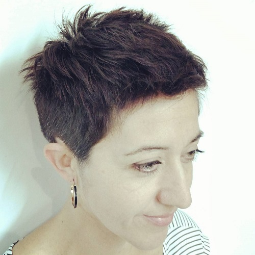Awesome 60 Cute Short Pixie Haircuts Femininity And Practicality Short Hairstyles For Black Women Fulllsitofus