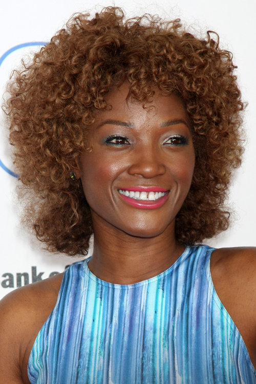 Phenomenal 20 Black Hairstyles With Bangs Oozing Mismatched Chic Short Hairstyles For Black Women Fulllsitofus