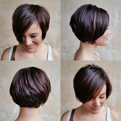 Magnificent Pixie Haircuts With Bangs 40 Terrific Tapers Short Hairstyles Gunalazisus